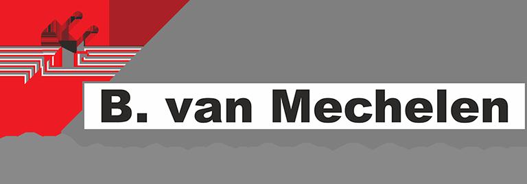 B. van Mechelen Elektrotechniek & Beheer Logo